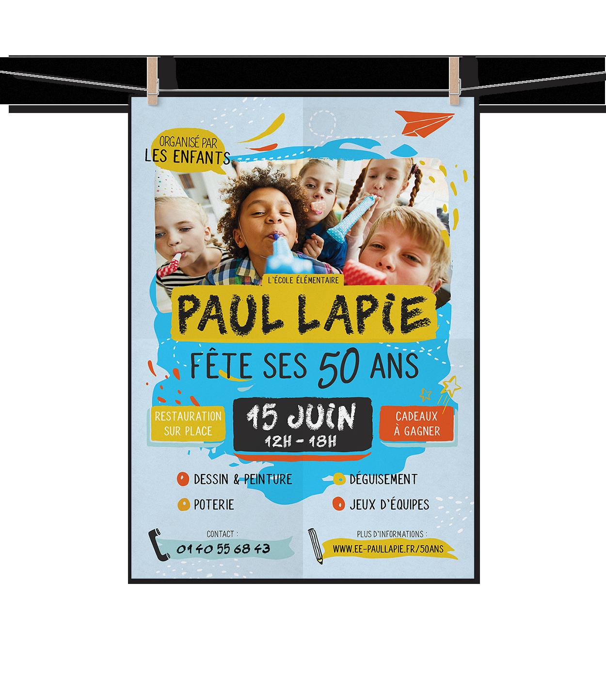 École élémentaire Paul Lapie